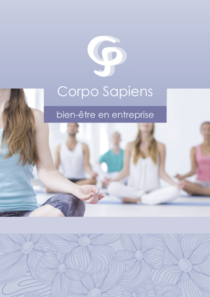 brochure massage bien-être en entreprise Nancy