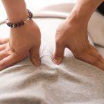 Massage Wave sur table en entreprise